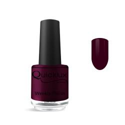 Quickgel No 827 - Manhatan Βερνίκι 15 ml - Weekly polish