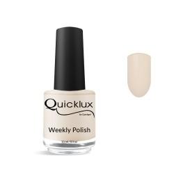 Quickgel No 833 - Miel Βερνίκι 15 ml - Weekly polish