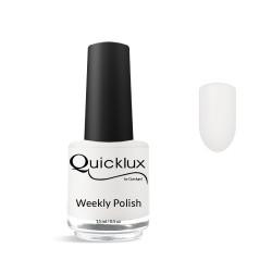 Quickgel No MILK FRENCH -  Βερνίκι 15 ml - Weekly polish