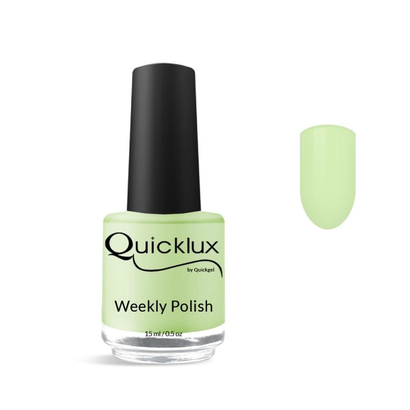 Quickgel No 238 - Mint Fresh Βερνίκι 15 ml - Weekly polish