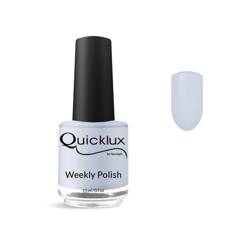 Quickgel No 834 - Misty Lilac Βερνίκι 15 ml - Weekly polish