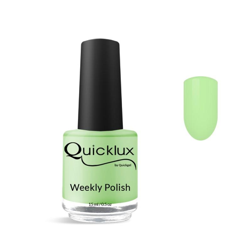 Quickgel No 248 - Mojito Βερνίκι 15 ml - Weekly polish
