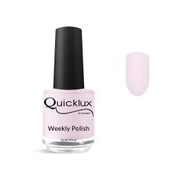 Quickgel No PINK FRENCH -  Βερνίκι 15 ml - Weekly polish