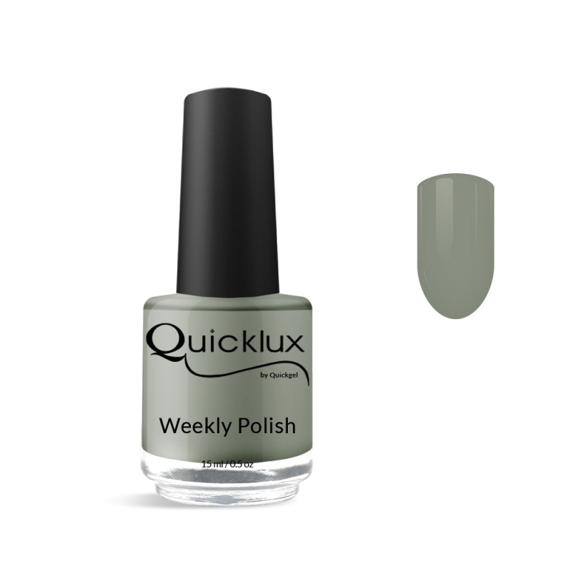 Quickgel No 831 - Sage Βερνίκι 15 ml - Weekly polish