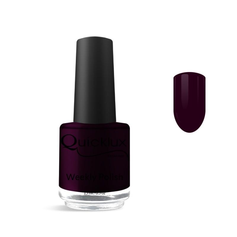 Quickgel No 821 - Sangria Βερνίκι 15 ml - Weekly polish