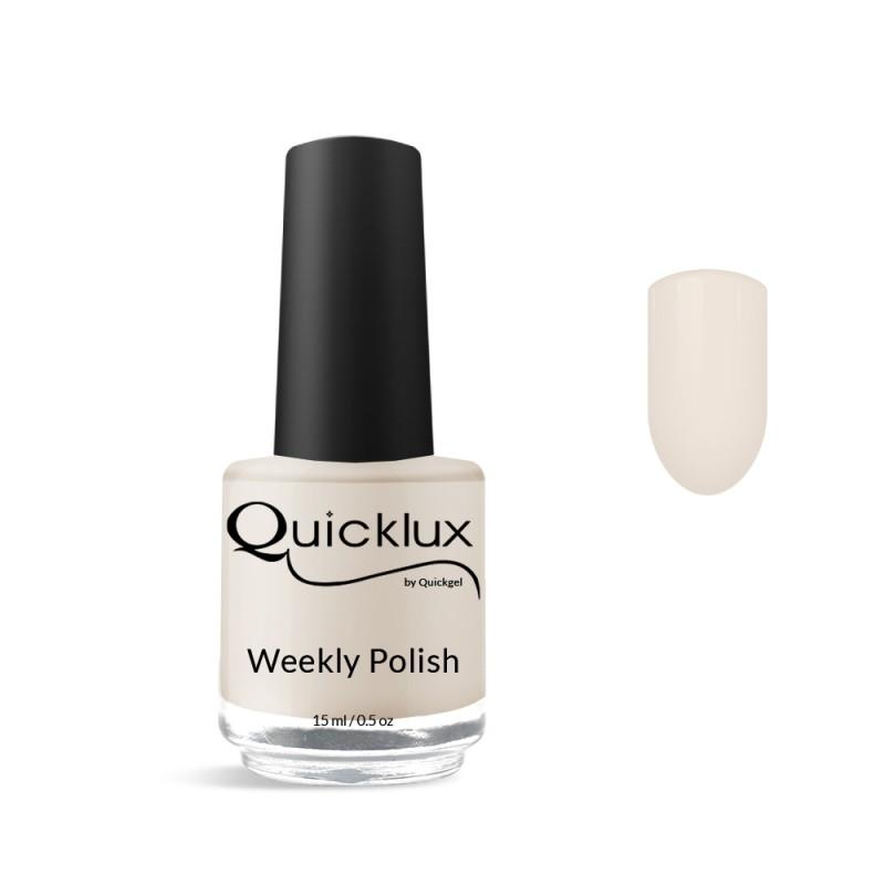 Quickgel No 826 - Shell Βερνίκι 15 ml - Weekly polish