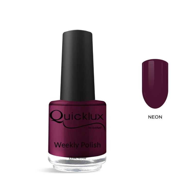 Quickgel No 322 - Sour Cherry Βερνίκι 15 ml - Weekly polish
