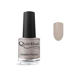 Quickgel No 719 - Wallnut Βερνίκι 15 ml - Weekly polish