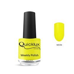 Quickgel No 125 - Yellow Marker Βερνίκι 15 ml - Weekly polish