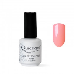 Quickgel No 535 - Barbie Girl - Βερνίκι - 15 ml