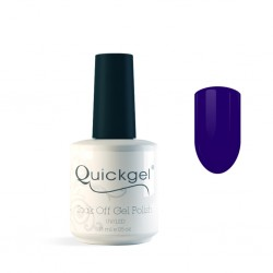 Quickgel No 13 - Violeta- Βερνίκι 15 ml