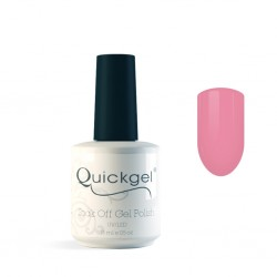 Quickgel No 130 - Sweet Pink- Βερνίκι 15 ml