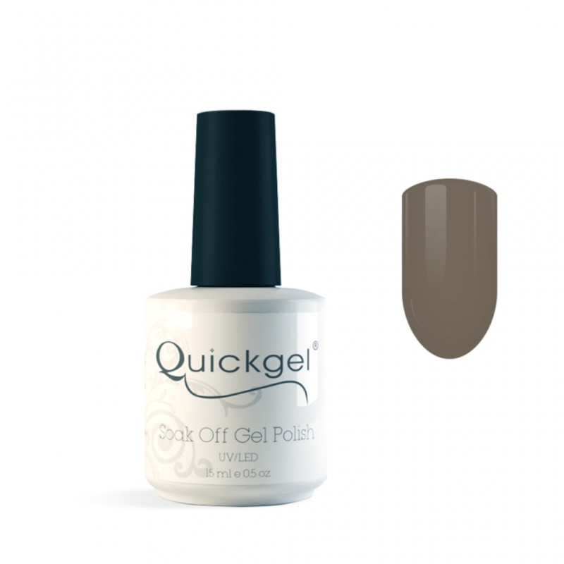 Quickgel No 177 - Sand Beige- Βερνίκι 15 ml