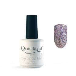 Quickgel No 211 - Magic Sparkle- Βερνίκι 15 ml