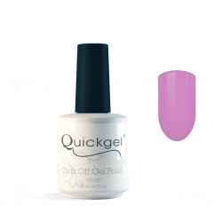 Quickgel No 517 - Lilac- Βερνίκι 15 ml