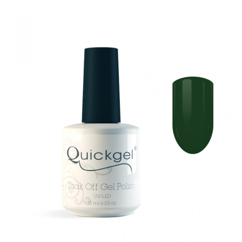 Quickgel No 52 - Army Green- Βερνίκι 15 ml