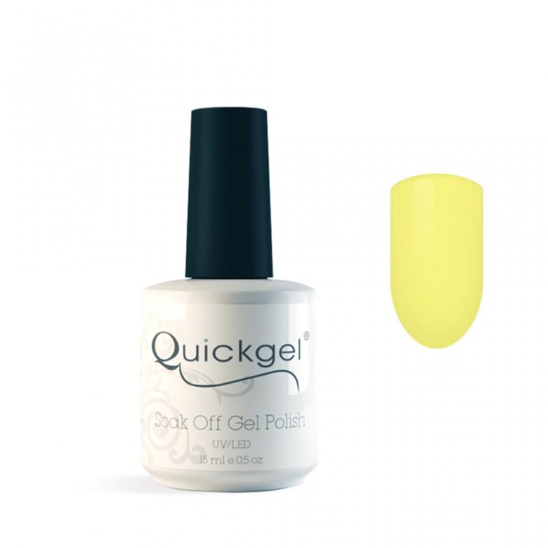 Quickgel No 530 - Banana - Βερνίκι - 15 ml