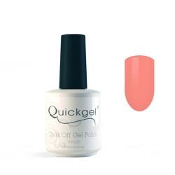 Quickgel No 533 - Pink Fever - Βερνίκι - 15 ml