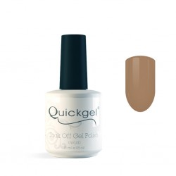 Quickgel No 536 - Nude Beach- Βερνίκι 15 ml