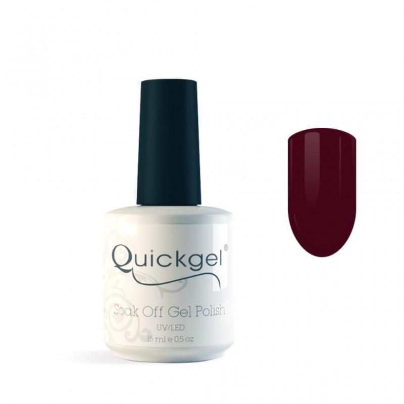 Quickgel No 570 - Azalea- Βερνίκι 15 ml