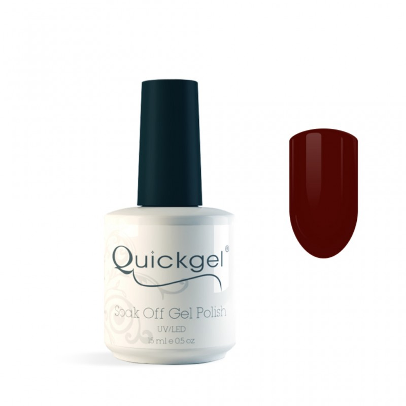 Quickgel No 586 - Allure- Βερνίκι 15 ml
