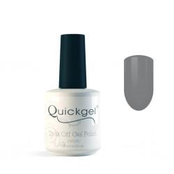 Quickgel No 607 - Glasgow - Ημιμόνιμο Βερνίκι - 15 ml