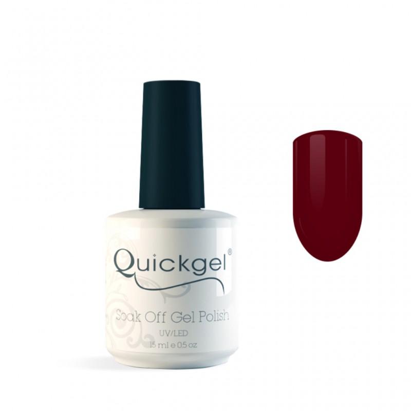 Quickgel No 660 - Vino Rosso - Βερνίκι - 15 ml