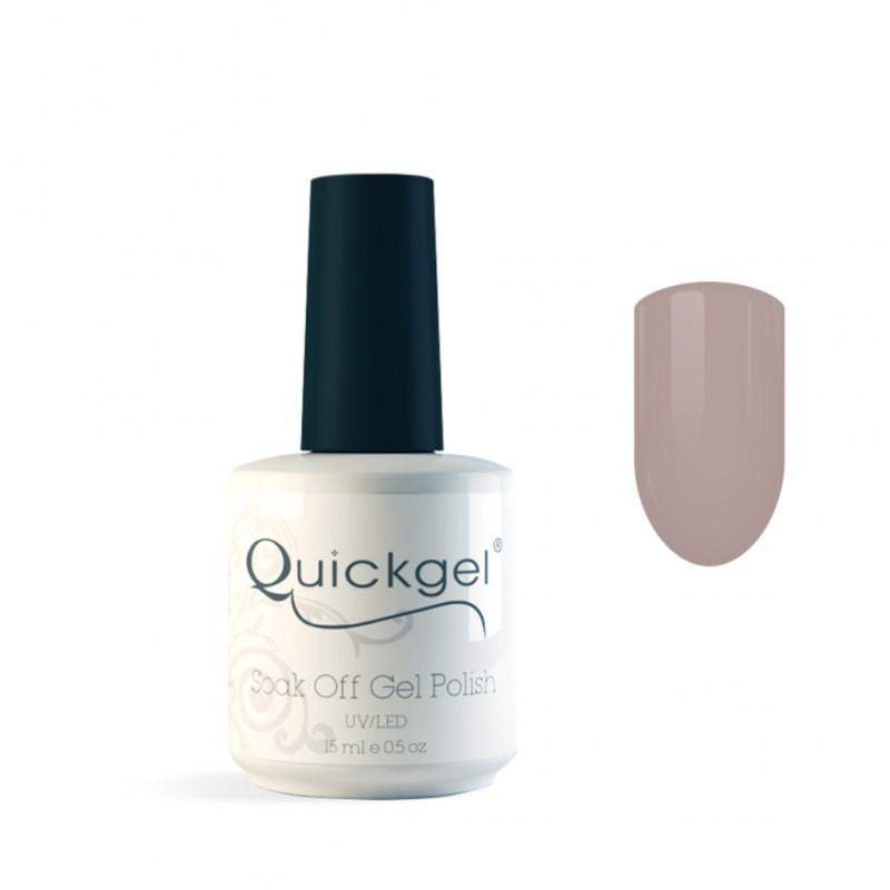 Quickgel No 702 Mocha - Βερνίκι - 15 ml