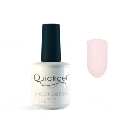 Quickgel No 714 - Pink Ribbon - Βερνίκι - 15 ml