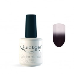 Quickgel No 722 - Thermal Black Βερνίκι 15 ml