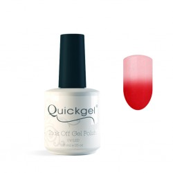 Quickgel No 730 - Thermal Red Βερνίκι 15 ml