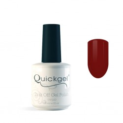 Quickgel No 75 - Merlot - Βερνίκι - 15 ml