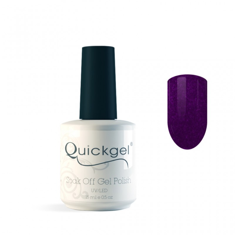 Quickgel No 96G - Metallic Purple (M)