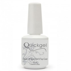 Quickgel Soak-Off Base Gel and Top Coat
