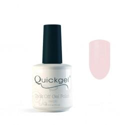 Quickgel Pink French - Βερνίκι - 15 ml