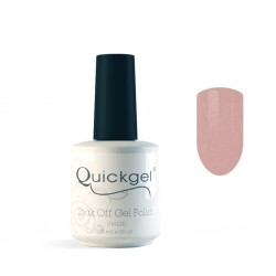 Quickgel Pink Pearl- Βερνίκι 15 ml