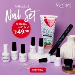 Fabulous nail set