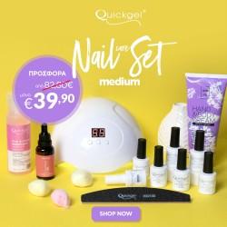 Quickgel Nailcare set Medium