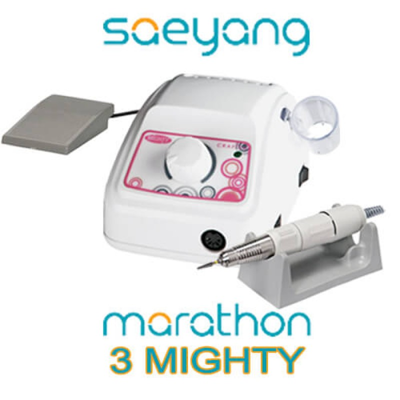 SAEYANG – MARATHON 3 MIGHTY